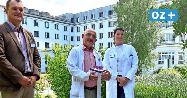 Nach 15 Jahren: Heiligendammer Lungenspezialist geht in den Ruhestand