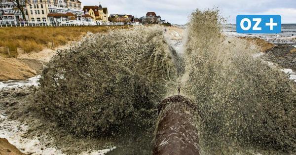 Küstenschutz und Sandabbau: Umweltamt will auf Börgerende und Nienhagen zugehen