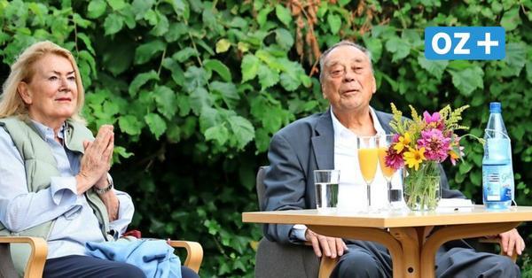 Zum 90. Geburtstag: Rerik feiert Ehrenbürger Günther Uecker
