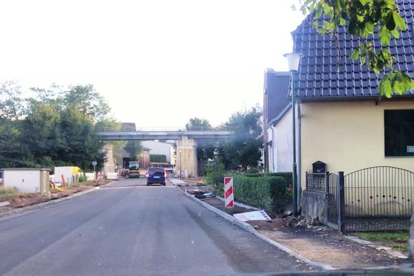 Bützower Straße in Kröpelin (Foto: Thomas Hoppe)