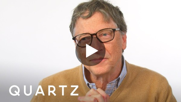 How Bill Gates reads books