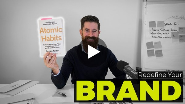 An Opportunity To Define Your Brand - Brad Turville