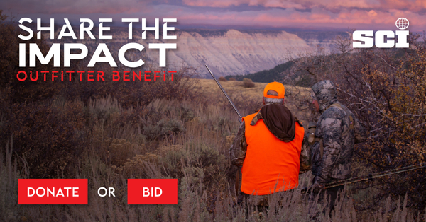 Share The Impact Outfitter Benefit Now Live
