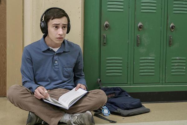 """Sam ist Autist - und der Protagonist in der Serie """"Atypical"""". Foto: Netflix"""