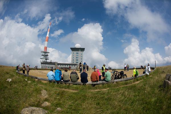 Der Brocken – sagenumwobener Berg und beliebtes Wanderziel. (Foto: Swen Pförtner/dpa)