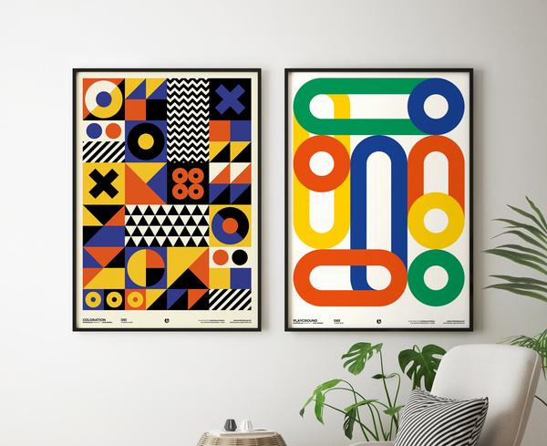 Posters by Vratislav Pecka