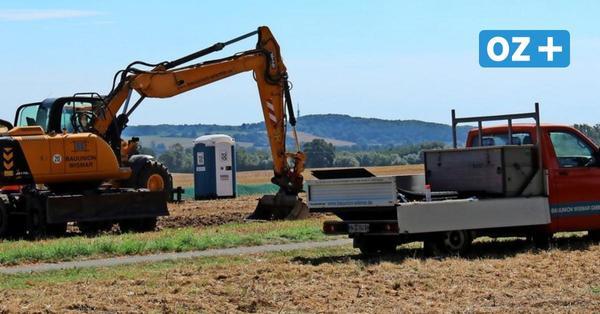 Grevesmühlen gibt auf: Windkraftanlagen bei Santow werden gebaut