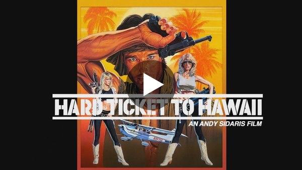 Hard Ticket to Hawaii - Original Trailer - HD Restoration!