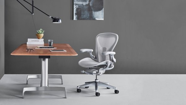 The Porsche of office chairs