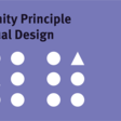 Proximity Principle in Visual Design
