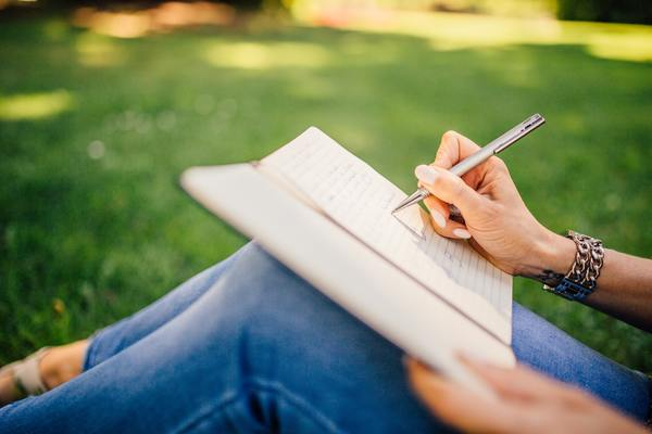 Spend more time this week writing down some of your reflections
