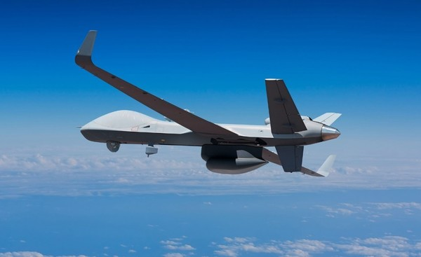 China opposes US military drone sale to Taiwan