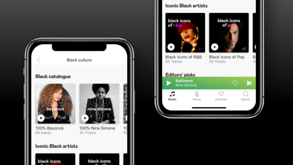 Deezer creates a new channel focusing on Black culture