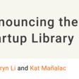 Announcing the YC Startup Library | Y Combinator