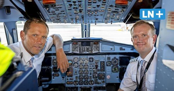 Willkommen an Bord: Der erste Rundflug mit Lübeck Air