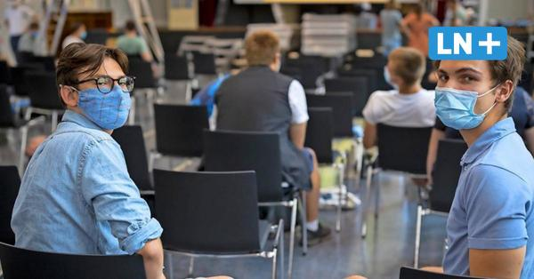 Lübeck: Schulen meistern Start unter Corona-Auflagen