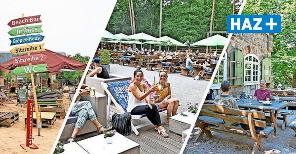Das sind die schönsten Biergärten rund um Hannover