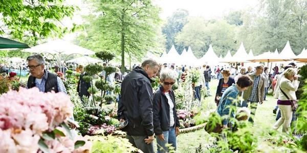 Gartenfestival Herrenhausen: Wie Urlaub