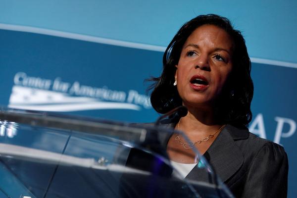 Susan Rice (foto: Reuters)