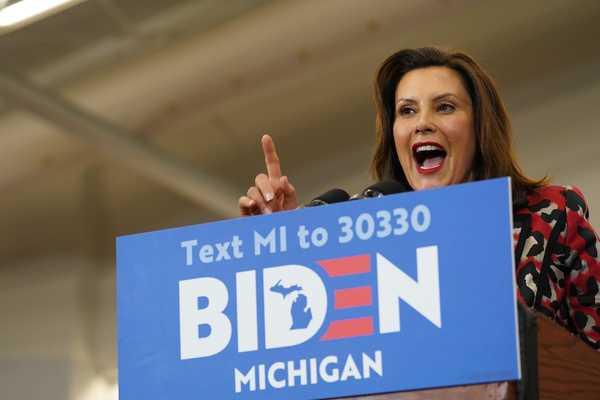 Gretchen Whitmer (foto: Reuters)