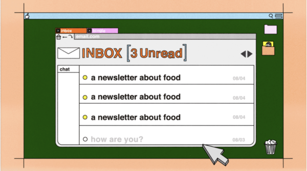Indie newsletters are booming, and they're home to some of the most exciting food writing today