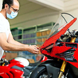 Coole Promotion: Lego baut Ducati Panigale V4 als 1:1-Modell nach