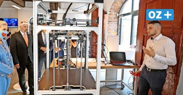 Ideenschmiede für IT-Community: Makerport in Stralsund eröffnet