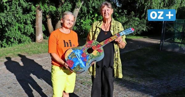 Stralsund: Frauen planen Denkmal für verbrannten Straßenmusiker