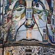 Freiraumgalerie verwandelt in Halle ein ganzes Stadtviertel