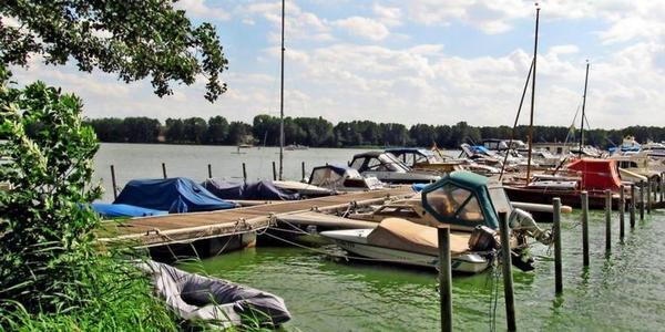 Der Yachthafen von Schmöckwitz. Foto: Günter Mehlitz