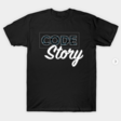 ...Buy some Code Story gear! Or....
