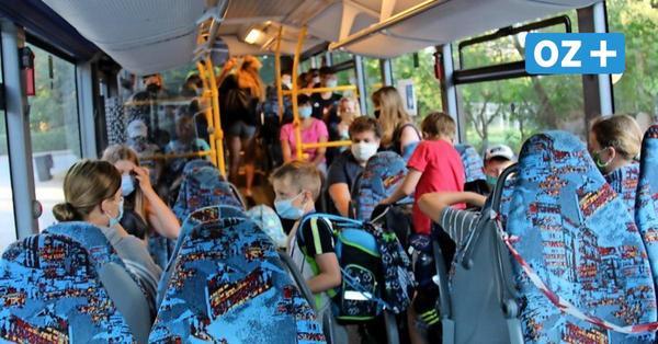 """Busfahrer in Nordwestmecklenburg: """"Wir können Maskenpflicht wegen Corona nicht kontrollieren"""""""