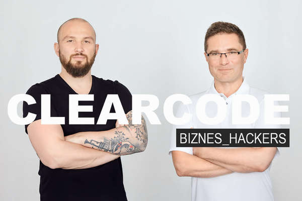 "Clearcode w cyklu ""Biznes Hackers"""