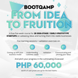 Applications are still open for BOOTQAMP: From Idea to Fruition