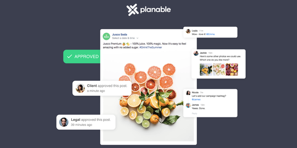 Planable | Best Free Social Media Tool for Approval and Collaboration