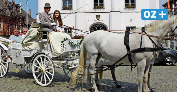 Wie vor 40 Jahren: Ehepaar aus Bayern erinnert sich an Hochzeit in Wolgast