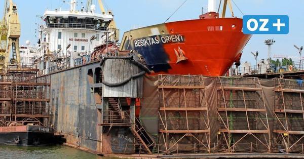 Stettiner wollen Werft in Swinemünde auflösen