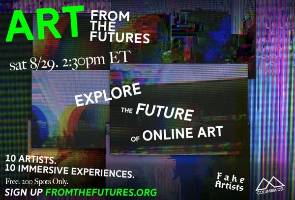 From the Futures is a shared ethnography meets collaborative art making initiative