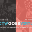 """2020 ACT-W Conference """"Growing Tech with Diversity"""" 
