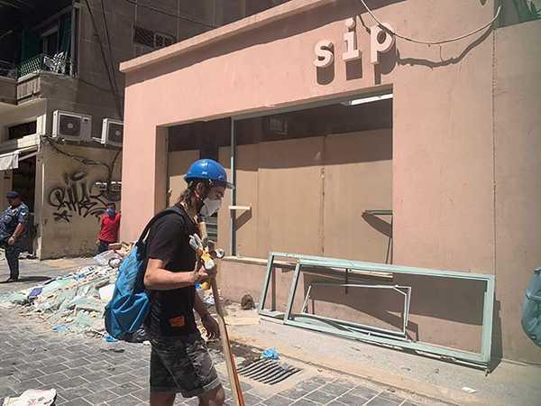 Help Beirut Coffee Shops Rebuild