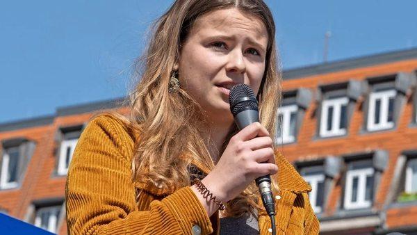"""Klimaaktivistin Luisa Neubauer über Hatespeech im Netz: """"Woher kommt dieser Hass?"""""""