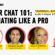 Career Chat 101: Negotiating Like a Pro | August 20 | General Assembly