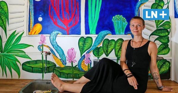 Caro Windt eröffnet ihr Atelier in der Essigfabrik