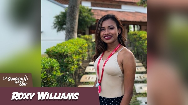Roxy Williams is the first Afro-indigenous Nicaraguan woman to build a solid-fuel rocket. She participated in NASA's SpaceApp Challenge and the aerospace camp held in Costa Rica. [click on image]