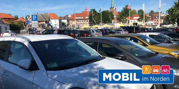 SUVs blockieren Parkplätze: Viele Flächen in Ostholstein sind zu klein