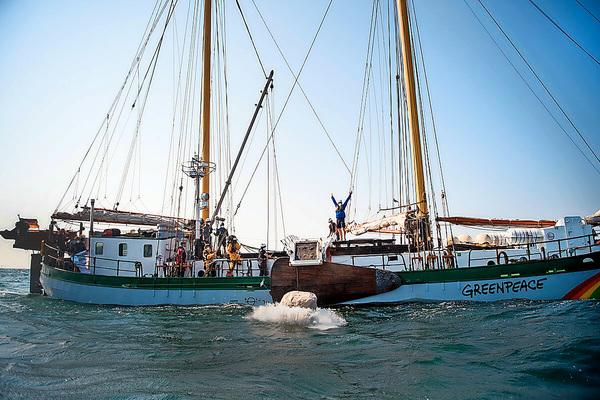 Foto: Gregor Fischer/Greenpeace