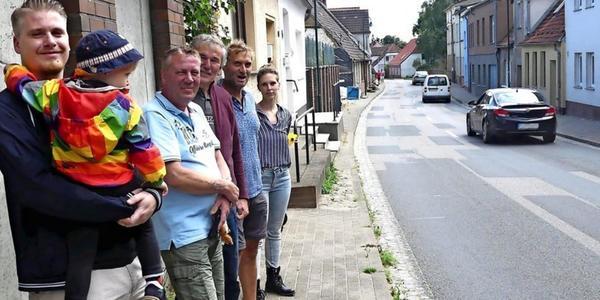 Anwohner beklagen: Kröpeliner Strandstraße ist zu gefährlich