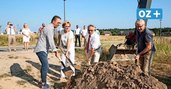 Kühlungsborn: Baustart für neue Firmenzentrale von SLT Pusch