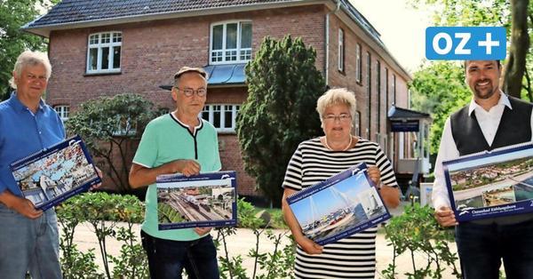 Kühlungsborn: Neuer Kalender der Heimatfreunde zeigt historische Fotos