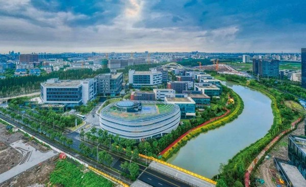 Sequoia Capital launched incubation centre at China ZhangJiang AI Island